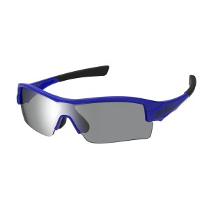 STRIX-H Silver Mirror Cobalt Blue