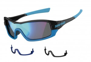 STRIX-I Mirror Black/Blue