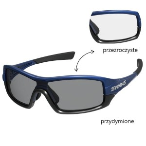 STRIX-I Fotochrom Dark Metallic Blue/Black