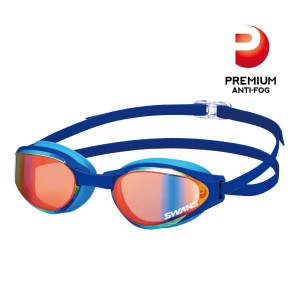 Ascender Mirror Premium Anti-fog Navy Shadow