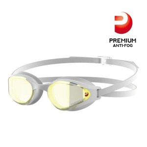 Ascender Mirror Premium Anti-fog White Flash Yellow