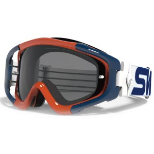 Gogle MX TALON Black Mirror/ BLUE&ORANGE